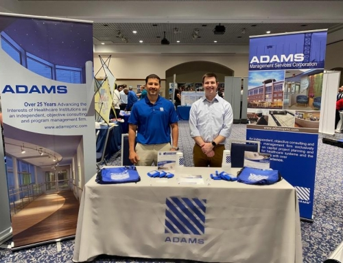 ADAMS participates in the Florida International University Career Fair