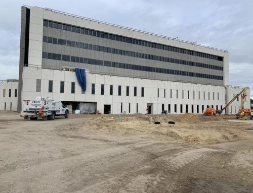 Orlando Health Horizon West Bed Tower Progress Update